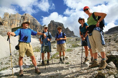 Private Group Walking Holidays Italy