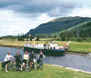 Self-Guided Cycling Holidays in the United Kingdom