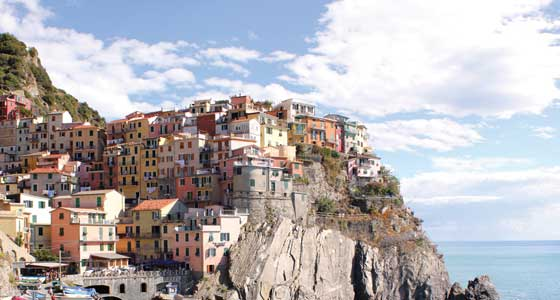Guided Walking Holidays around the Cinque Terre Villages in Italy