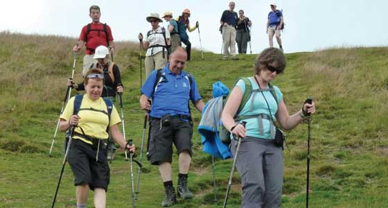 Guided Coast to Coast walking Holiday - 15 Days