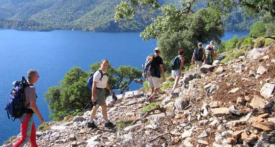 Guided Walking Holidays on the Lycian Way