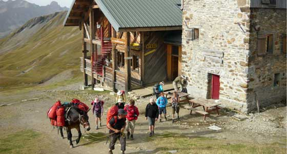 Mont Blanc Guided Walking Holiday