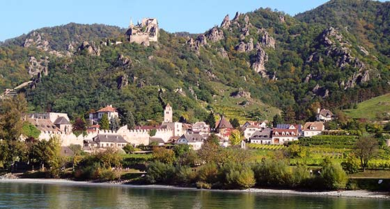 Self-Guided Cycling Holiday along Danube in Austria and Germany