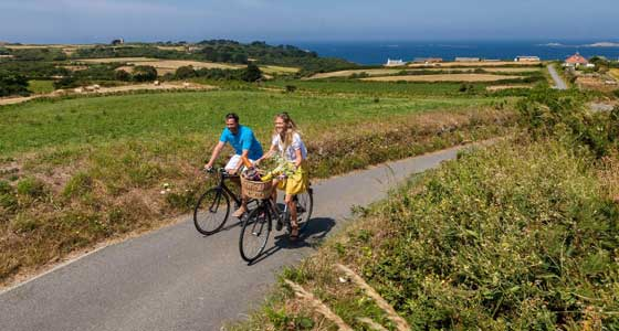 Channel Islands Cycle | Self-Guided Cycling Holidays in France