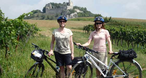 Self-Guided Cycling Holidays in Europe