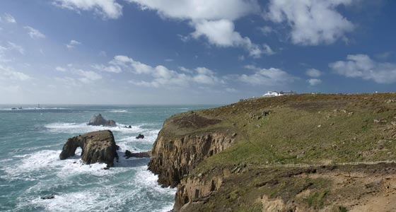 Self-Guided Walking Holidays along the United Kingdom's Cornish Coastal Path: Padstow to Penzance