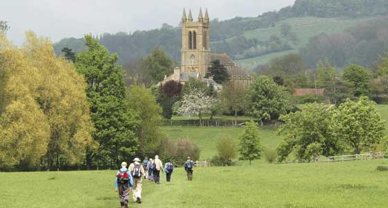 Self-Guided Walking Holidays in the United Kingdom's Cotswolds region - 8 Days