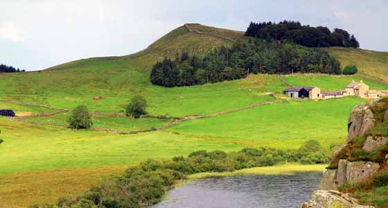Self-Guided Walking Holidays along Hadrians Wall in the United Kingdom