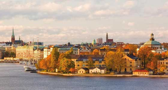 Self-Guided Walking Holidays in Sweden