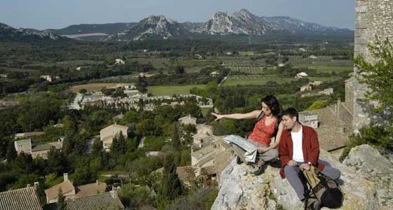 Self-Guided Walking Holidays in Provence