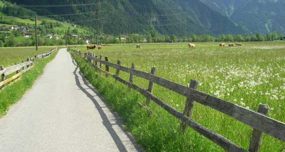 Self-Guided Cycling Holiday from Innsbruck to Salzburg