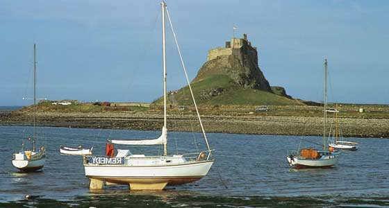 Self Guided Walks in Northumberland