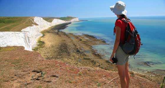 Self-Guided Walking Holidays along the United Kingdom's South Downs Way - 8 Days