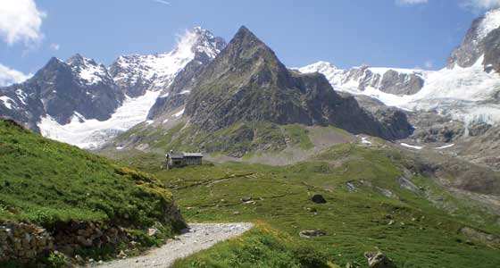 Tour du Mont Blanc - Self-Guided Walking Holidays