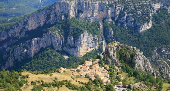 Self-Guided Walking Holidays in Haute Provence