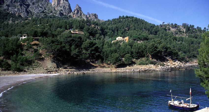 European coastal walking holidays - Majorca