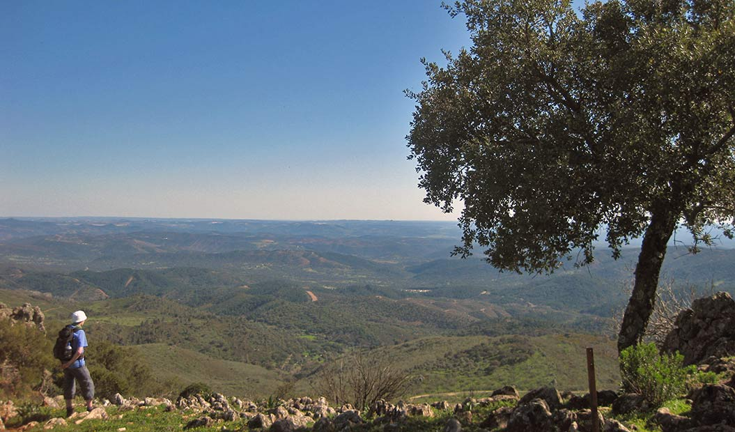 Hiking near Seville - Sherpa Expeditions walking holidays
