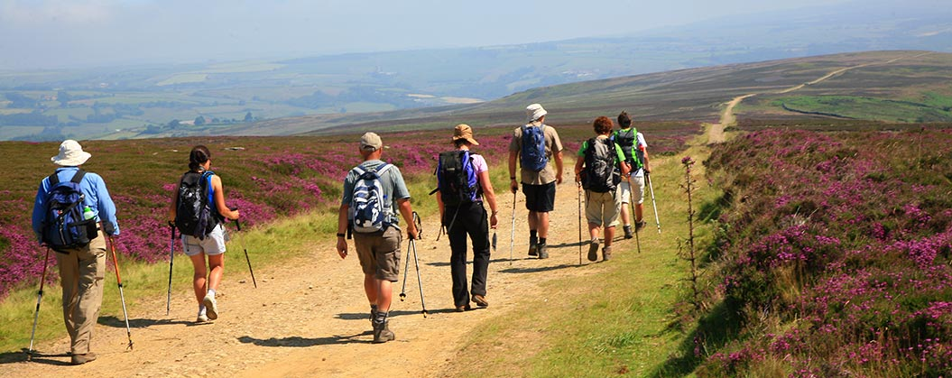 Planning for Wainwright's Coast to Coast walk in England