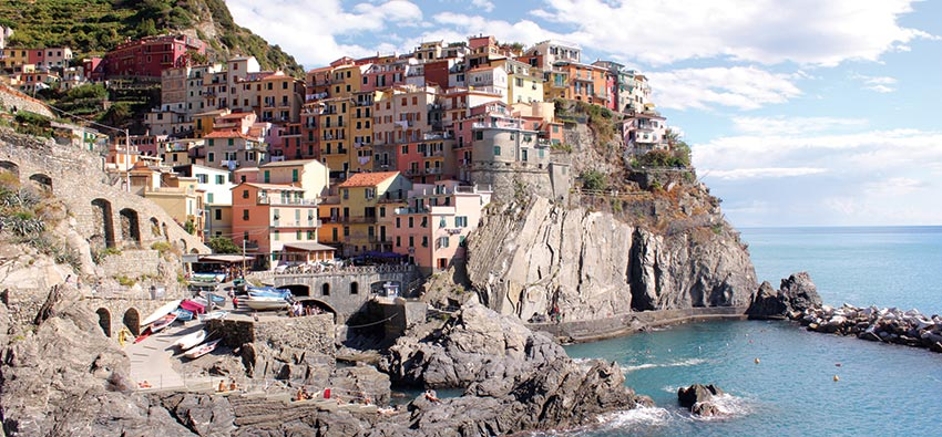 Cinque Terre, Italy, walking holidays - Sherpa Expeditions