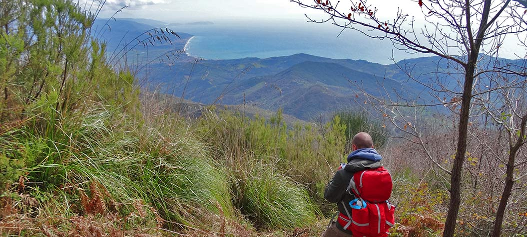 Walking in Italy Cilento Coast - Sherpa Expeditions