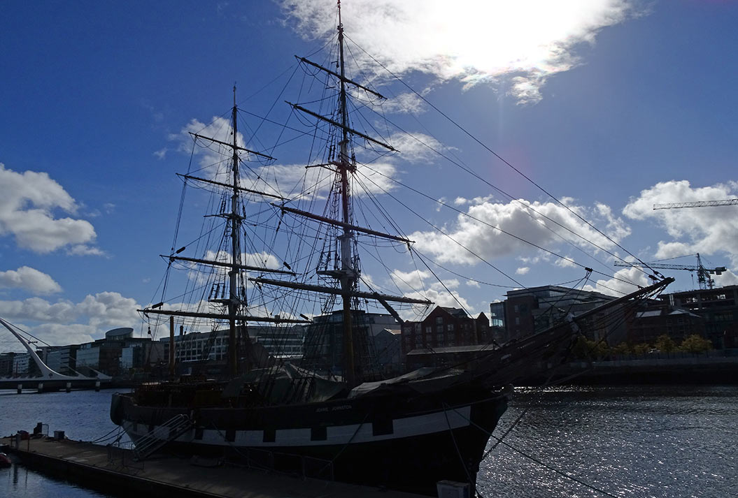 Jeanie Johnston Ship - Sherpa Expeditions - Things to do in Dublin