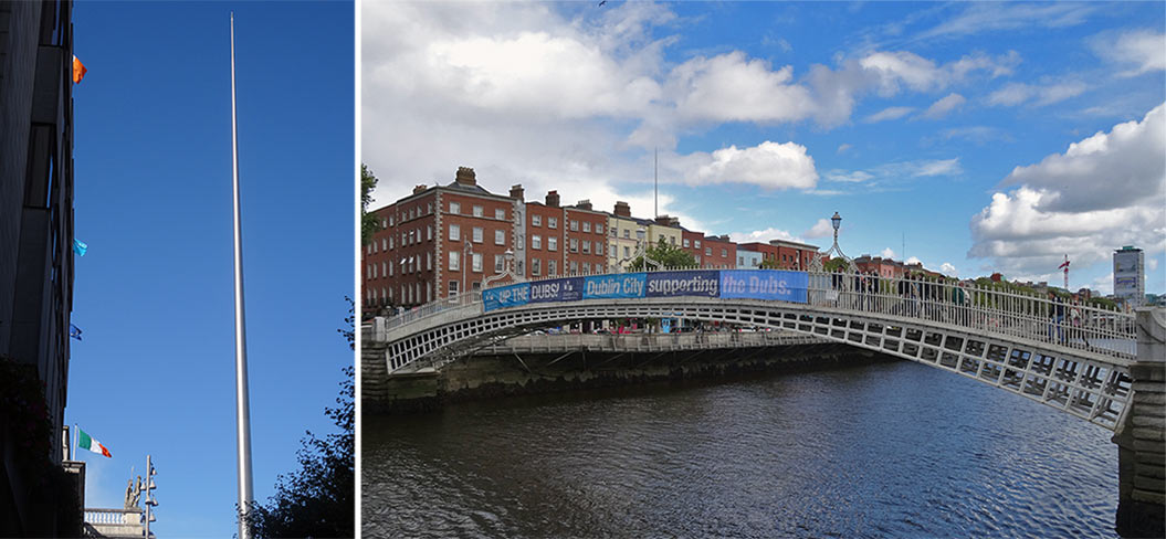 things to do in Dublin: check out The Spire