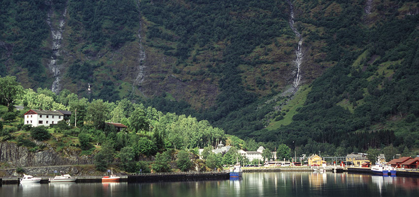 coastal village of Flam, Norway - Sherpa Expeditions