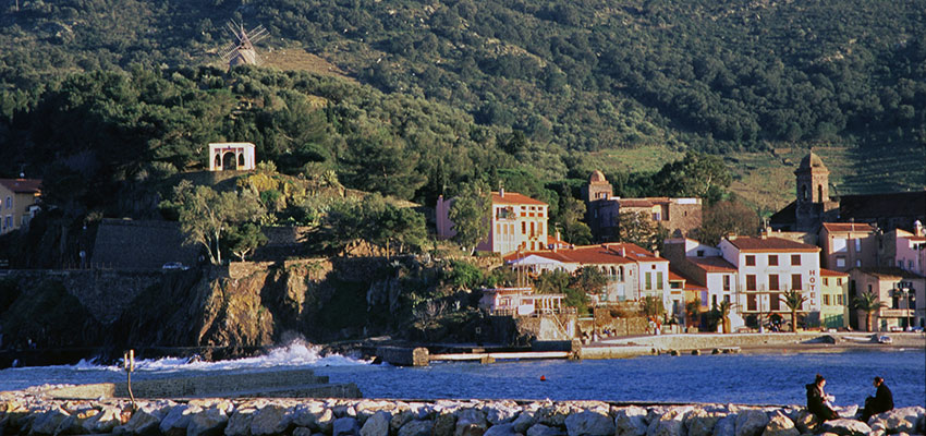 collioure, Vermillion Coast, France - SHerpa Expeditions