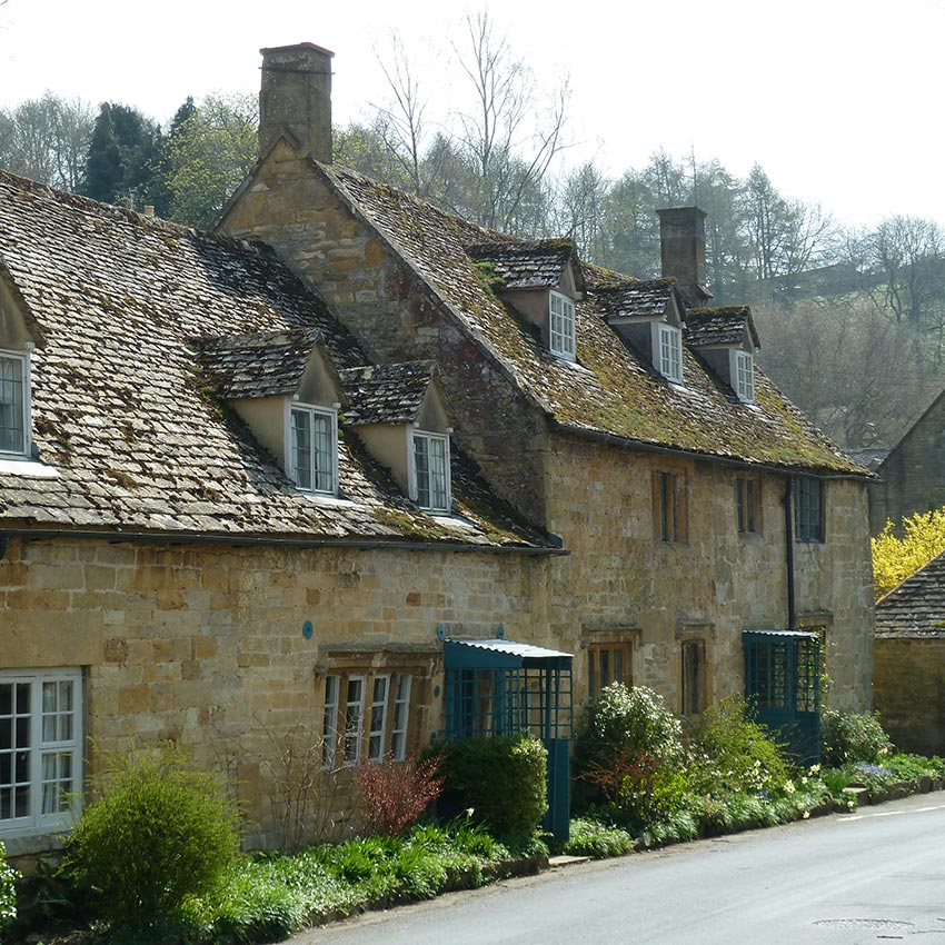 Visit villages when walking in the Cotswolds, Sherpa Expeditions