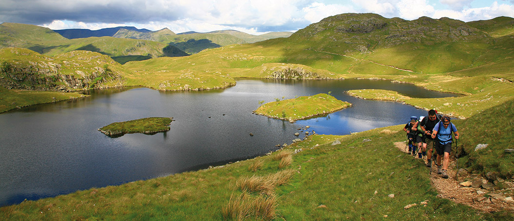 Guided walking holidays europe - Lake District England, Coast to Coast with Sherpa Expeditions