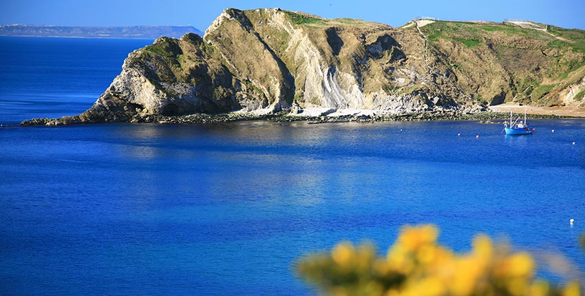 Dorset hiking with English coastline - Sherpa Expeditions walking holidays