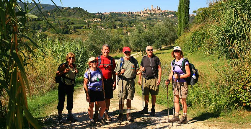 sunglasses are unmissable on a summer walking holiday - Sherpa Expeditions