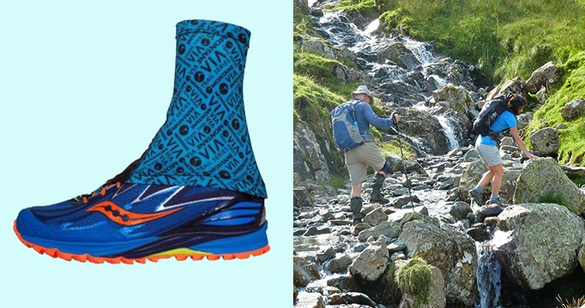 hiking gaiter socks - sherpa expeditions