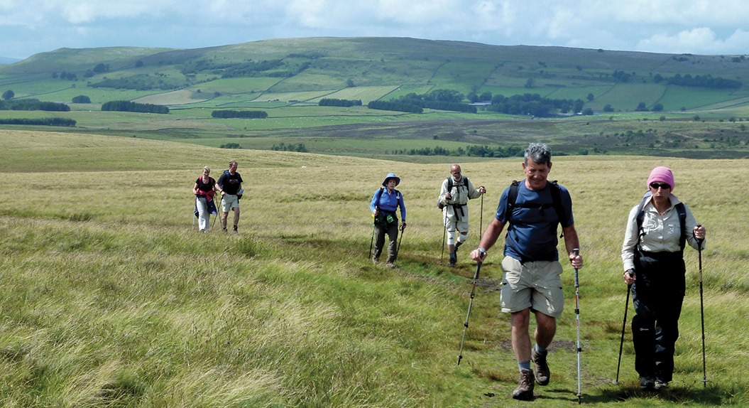 Guided walking holidays europe - Wainwright's Coast to Coast with Sherpa Expeditions