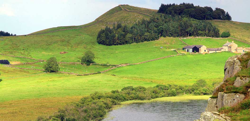 Walking Hadrian's Wall to see Hadrian's Cavalry - Sherpa Expeditions walking holidays