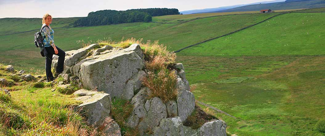 Hadrian's Wall Walk with Sherpa Expeditions