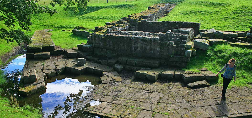 follow Hadrian's Wall Path in England - Sherpa Walking Holidays