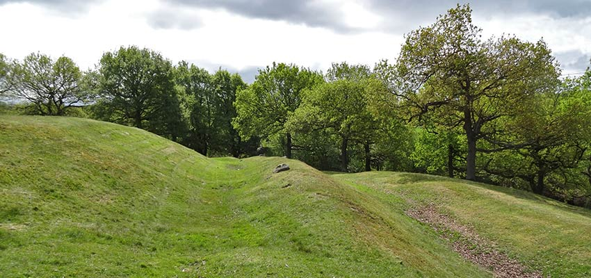 Antonine Wall, Scotland - Sherpa walking holidays