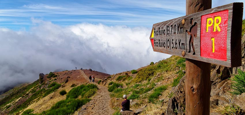 madeira nature festival is one of the things to do in madeira in October - Sherpa walking holidays