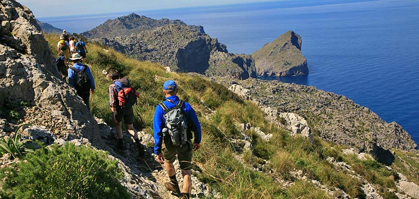 Discover coastal trails on a Majorca walking holiday - Sherpa Expeditions