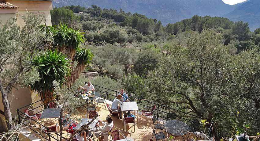 Enjoy local cuisine as one of the things to do in Majorca - Sherpa Expeditions