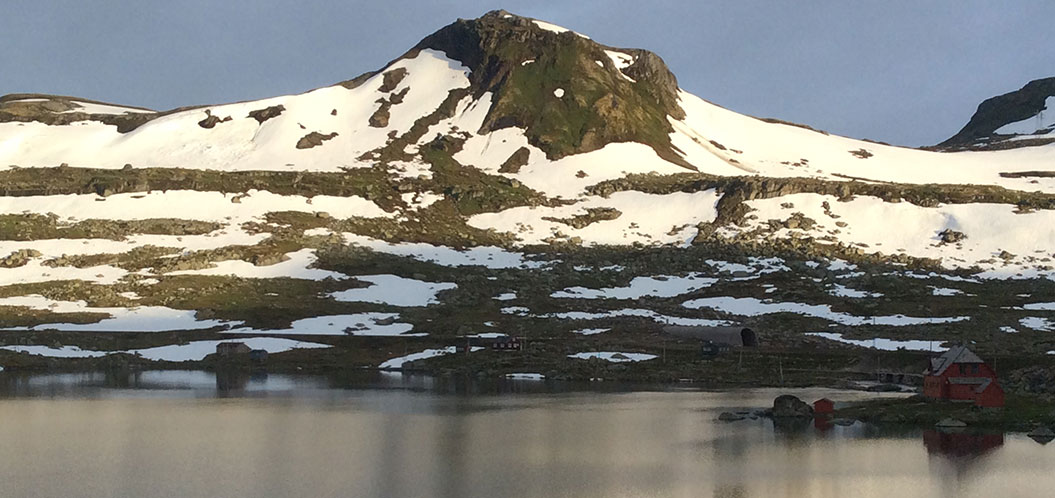 norway hiking holidays with Sherpa Expeditions