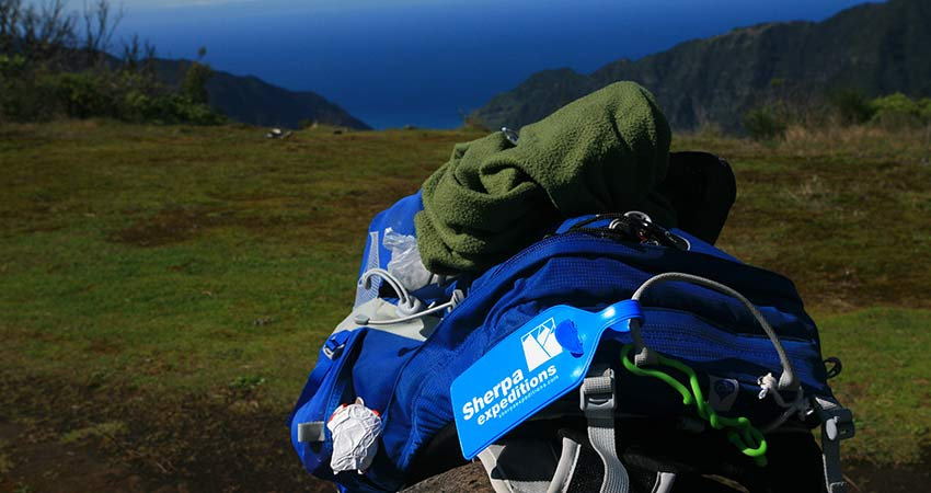 Madeira hiking with Sherpa Expeditions walking holidays