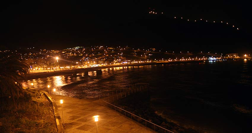 Things to do in Madeira - charming at night