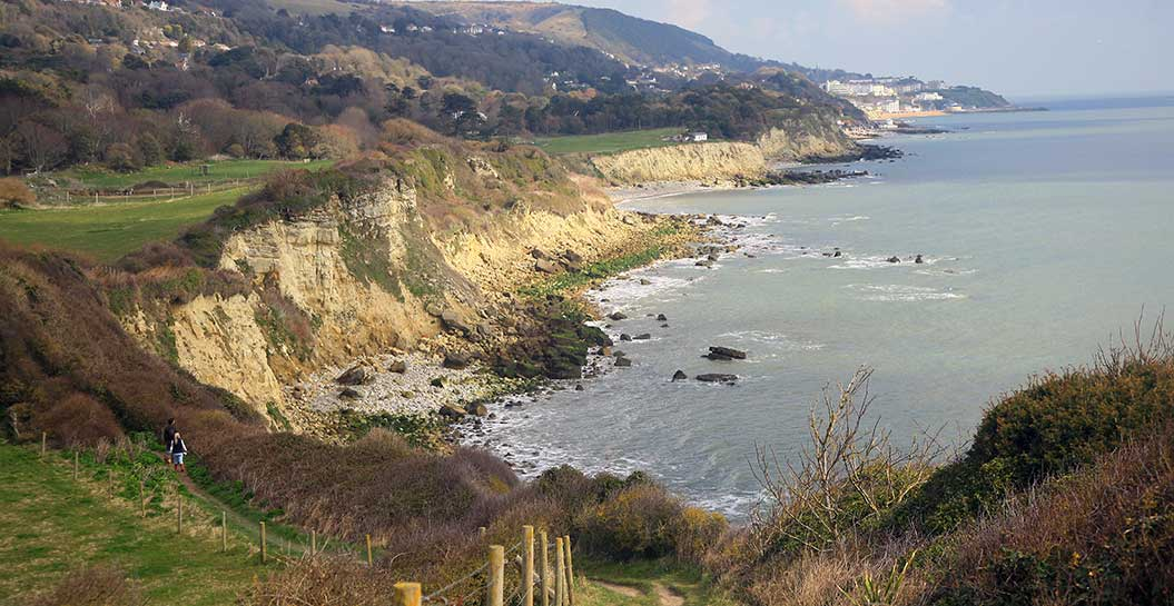 holidays in south England - Isle of Wight