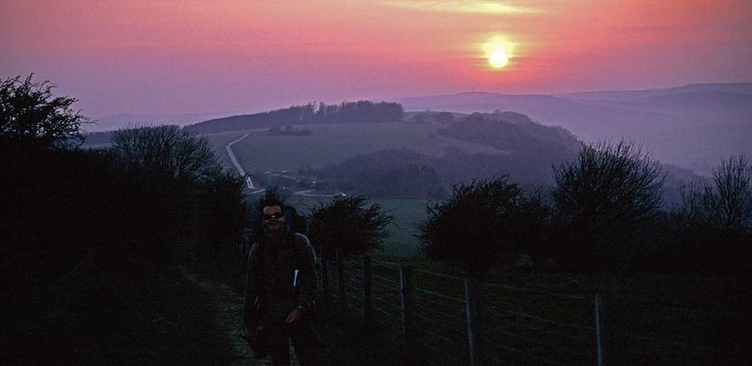 South Downs Way long distance walk in UK - Sherpa Expeditions