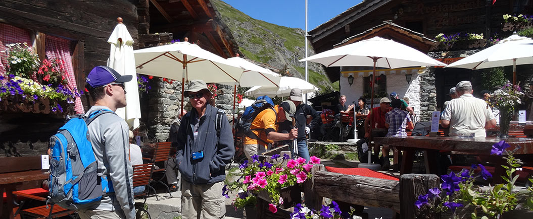 There are many things to do in Zermatt with Sherpa Expeditions walking holidays