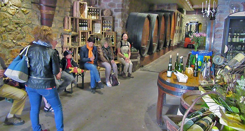 Wine tasting in Alsace, France - Sherpa Expeditions