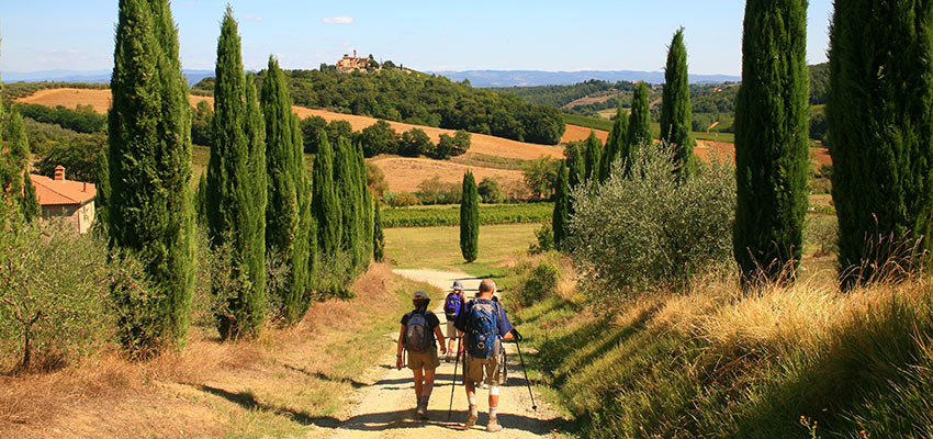 Weekend Breaks Europe_Tuscany walking_Sherpa Expeditions