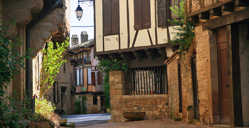 Villages of Tarn and Aveyron, France